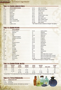 pathfinder_random_item_table